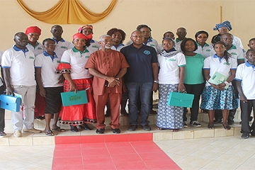 TRAINING: FAO AND SONGHAI CENTER IN PARTNERSHIP FOR A RICH AND PROSPEROUS AFRICA