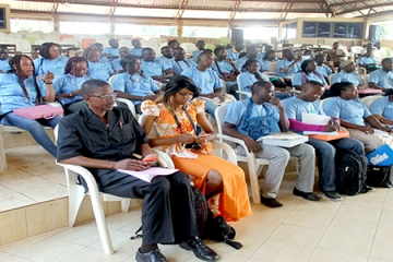 AGRICULTURAL ENTREPRENEURSHIP: YOUTHS FROM ECOWAS ON TRAINING IN SONGHAI